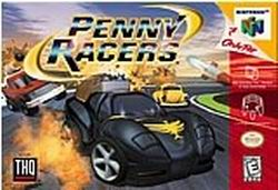 Penny Racers (USA) Box Scan